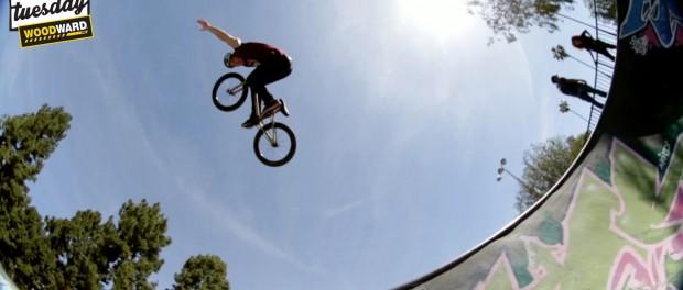 How-Tuesday: No-Hander Airs W/ Jared Eberwein | RideBMX