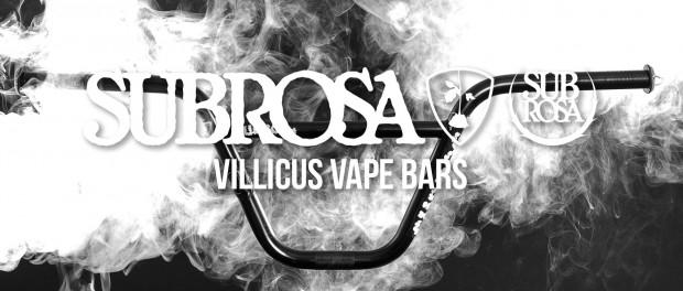 Introducing the Subrosa Villicus Vape Bars VAPELIFE!