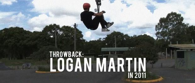Logan Martin in 2011