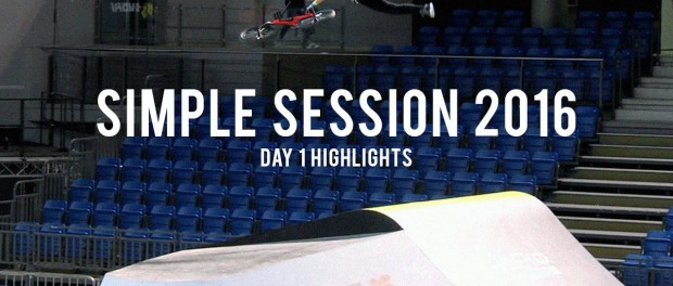 Simple Session 2016: Day 1