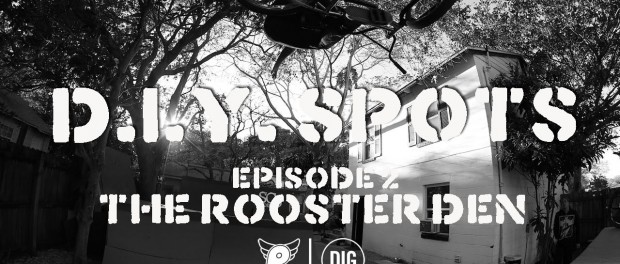 The Rooster Den – Profile X DIG BMX – DIY Documentary Series