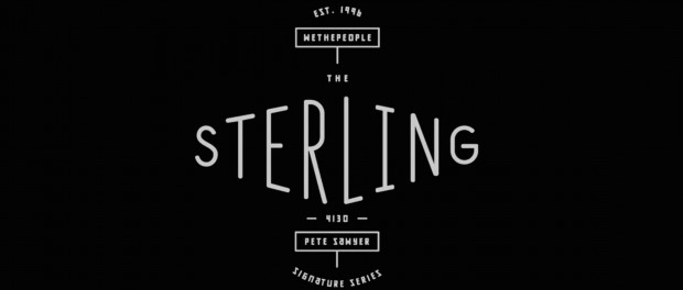 Wethepeople BMX: Pete Sawyer Sterling Series promo