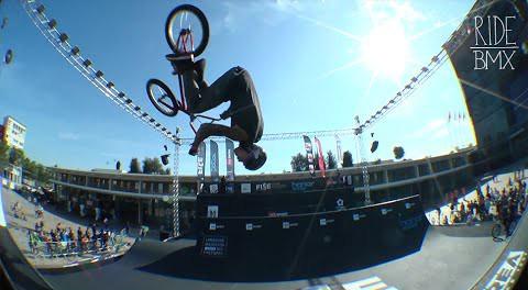 BMX: FISE World Montpellier 2016 – Mini / Spine Qualifying