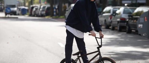 BMX Webisode: Street with Louis Zimmer