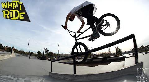 "BMX: What I Ride – Daniel ""Little D"" Martinez   RideBMX"