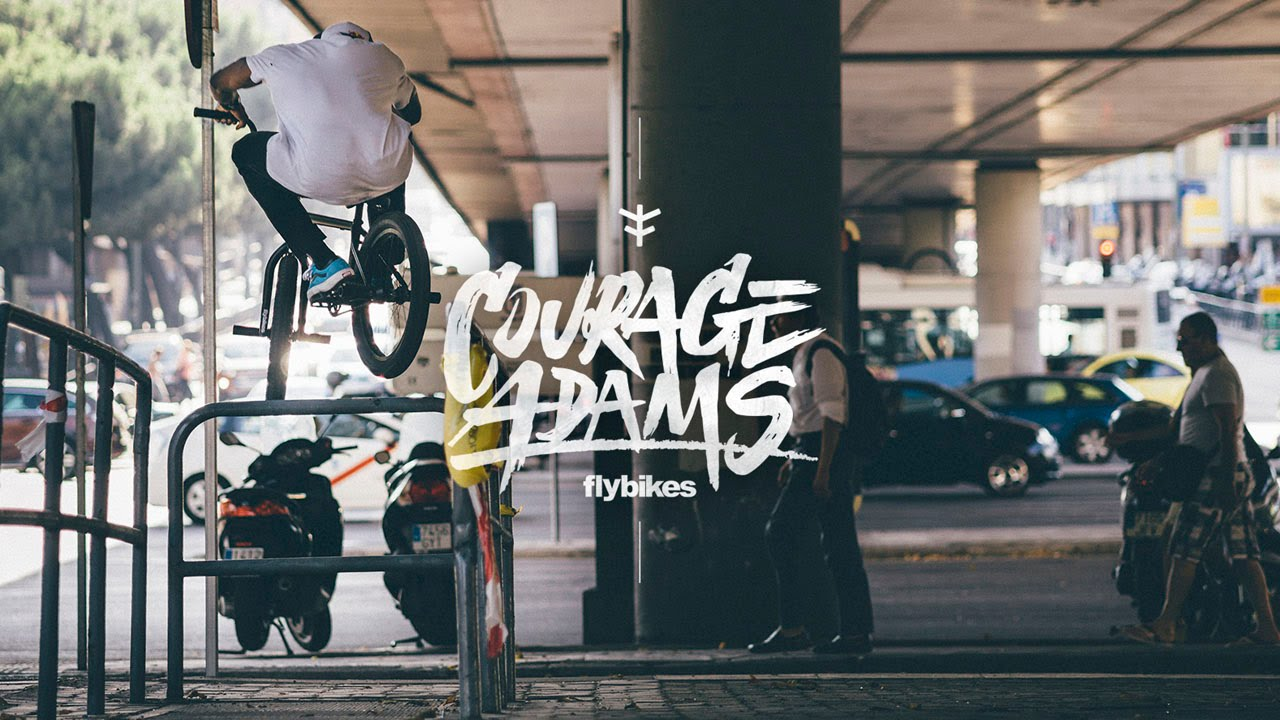 Courage Adams – 7 Days Is All It Takes – FLY BIKES X DIG BMX