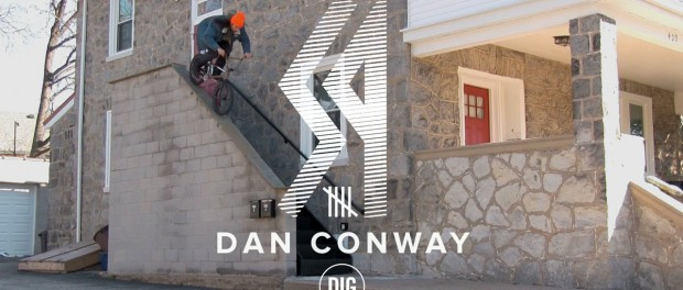 Dan Conway – Stink Pit 5 – DIG BMX Exclusive