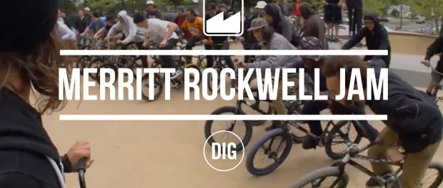 DIG X Merritt BMX – Rockwell Jam