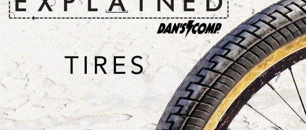 Everything About BMX Tires