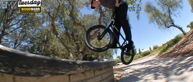 How-Tuesday: Backwards-pegs to Indian w/ Sean Ricany | RideBMX