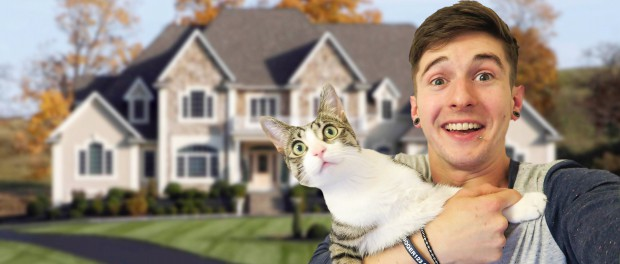 I'm buying a house!