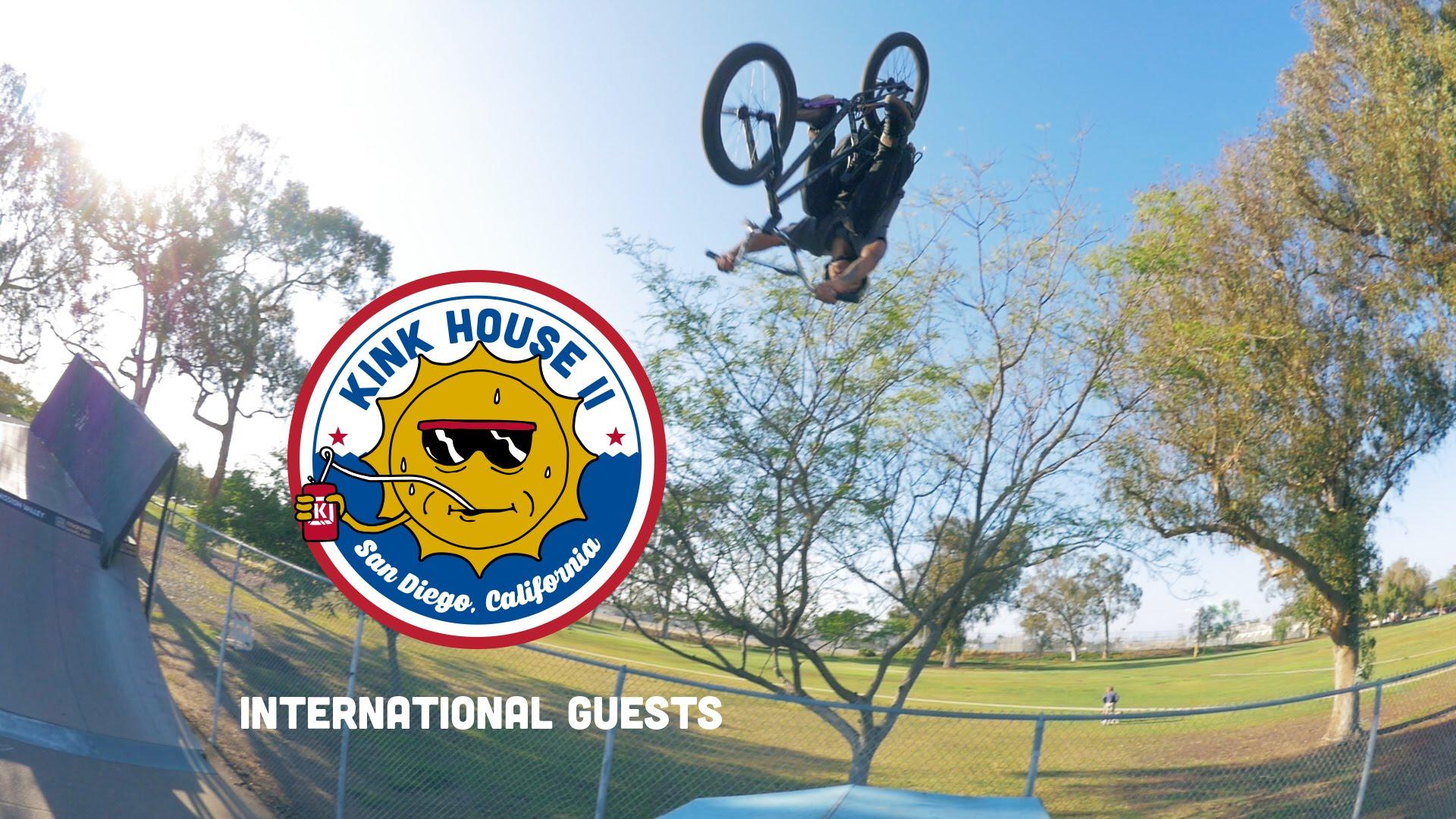 #KinkHouse – International Guests