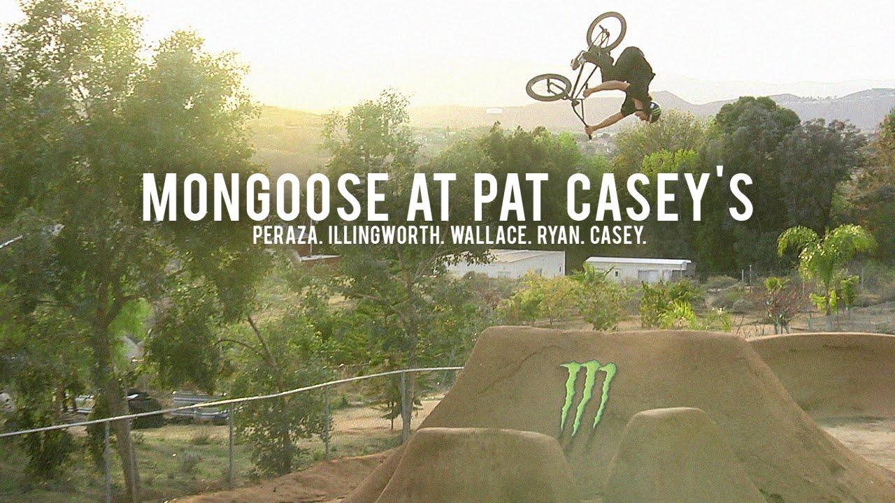 "Mongoose Team Rides Pat Casey's ""Dream Yard"""