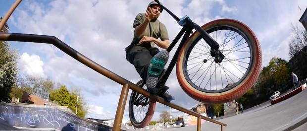 Original BMX Bike Tricks by Christian Ziegler :)