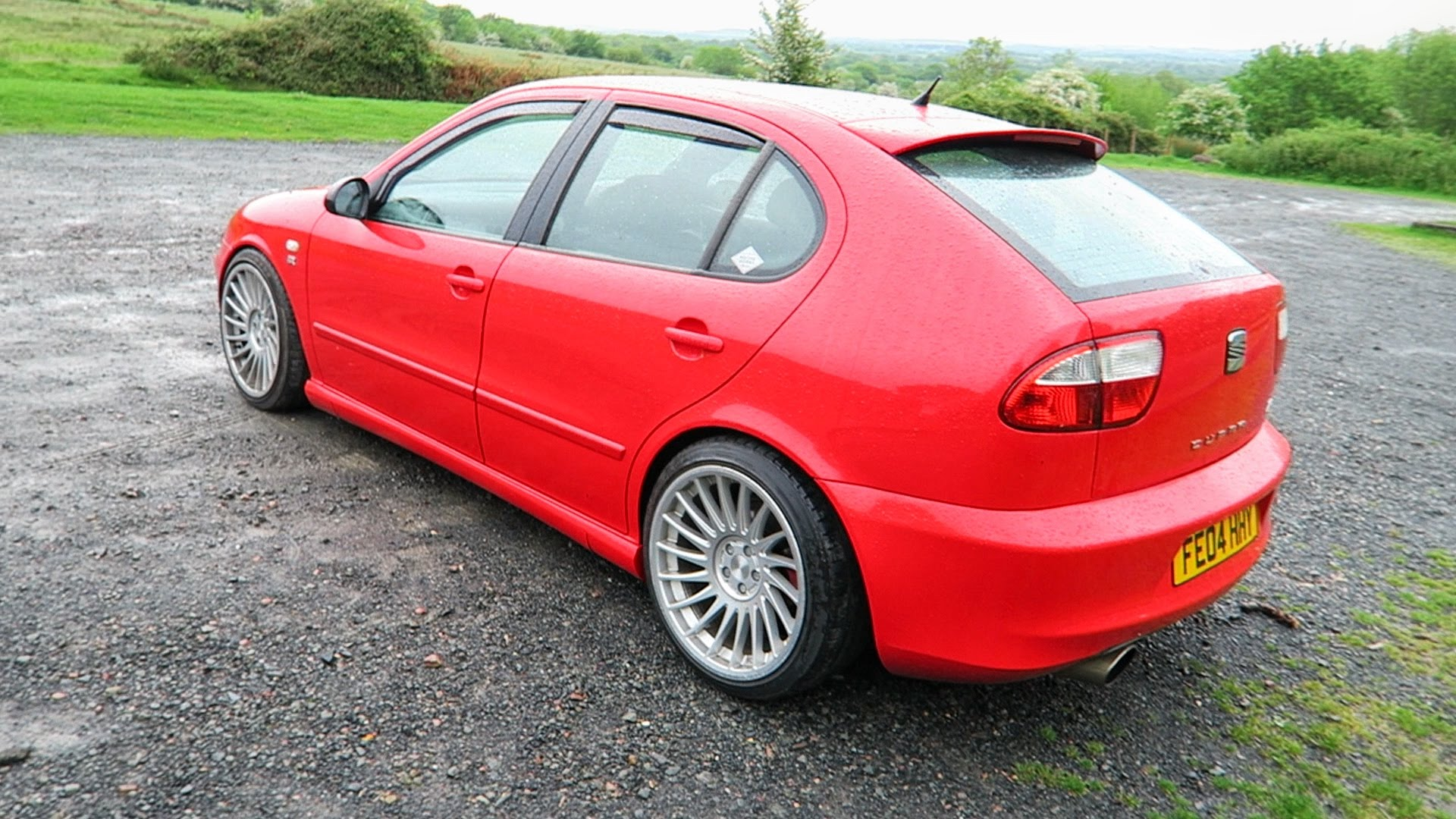 THE CUPRA IS BACK!