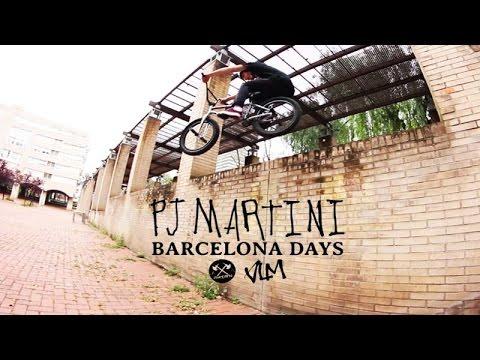 VOLUME BMX: PJ Martini in Barcelona