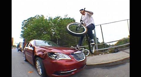 ADAM STONE PRIMO BMX 2015 VIDEO