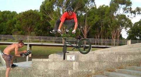 ALEX HIAM – INSANE 2016 BMX VIDEO