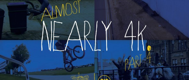 Almost Nearly 4K – Part 4 – James Chalmers