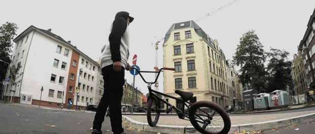 awesome BMX Nose Manual – Tyson Moore