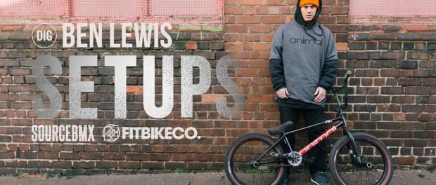 Bike Check – Benny L's Signature Fit – DIG BMX