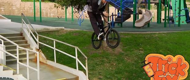 Billy Perry – 5 Trick Fix | RideBMX