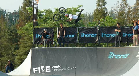 BMX: FISE World Chengdu – Best Trick Comp