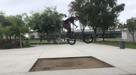 BMX – Garrett Reynolds 2015 Instagram Compilation