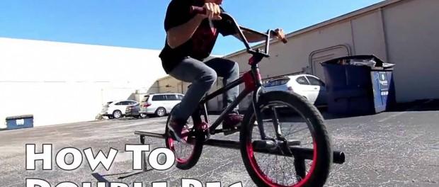 BMX – How to Double Peg- Subrosa Brand
