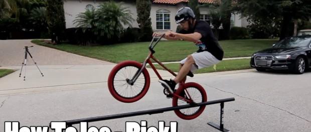 BMX – How to Icepick- Subrosa Brand
