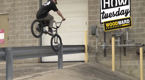 BMX – How-Tuesdays: How to Full Cab with Matt Miller