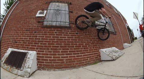 BMX in New York City