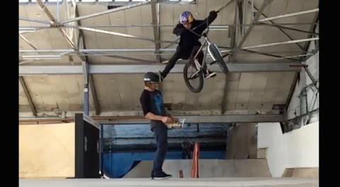 BMX – KRISS KYLE 2015 INSTAGRAM COMPILATION
