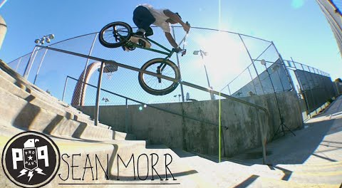 BMX: Pro Part – Sean Morr   RideBMX