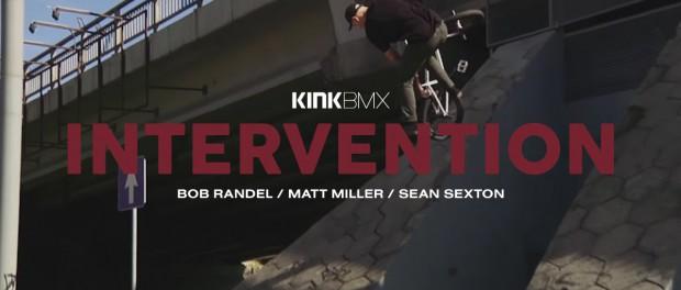 BOB RANDEL, MATT MILLER, SEAN SEXTON – KINK INTERVENTION