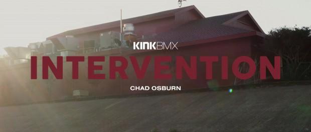 CHAD OSBURN – KINK INTERVENTION