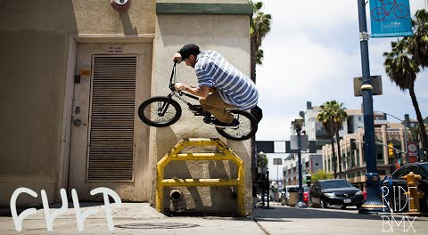 Chase Dehart – Ride BMX x Cult