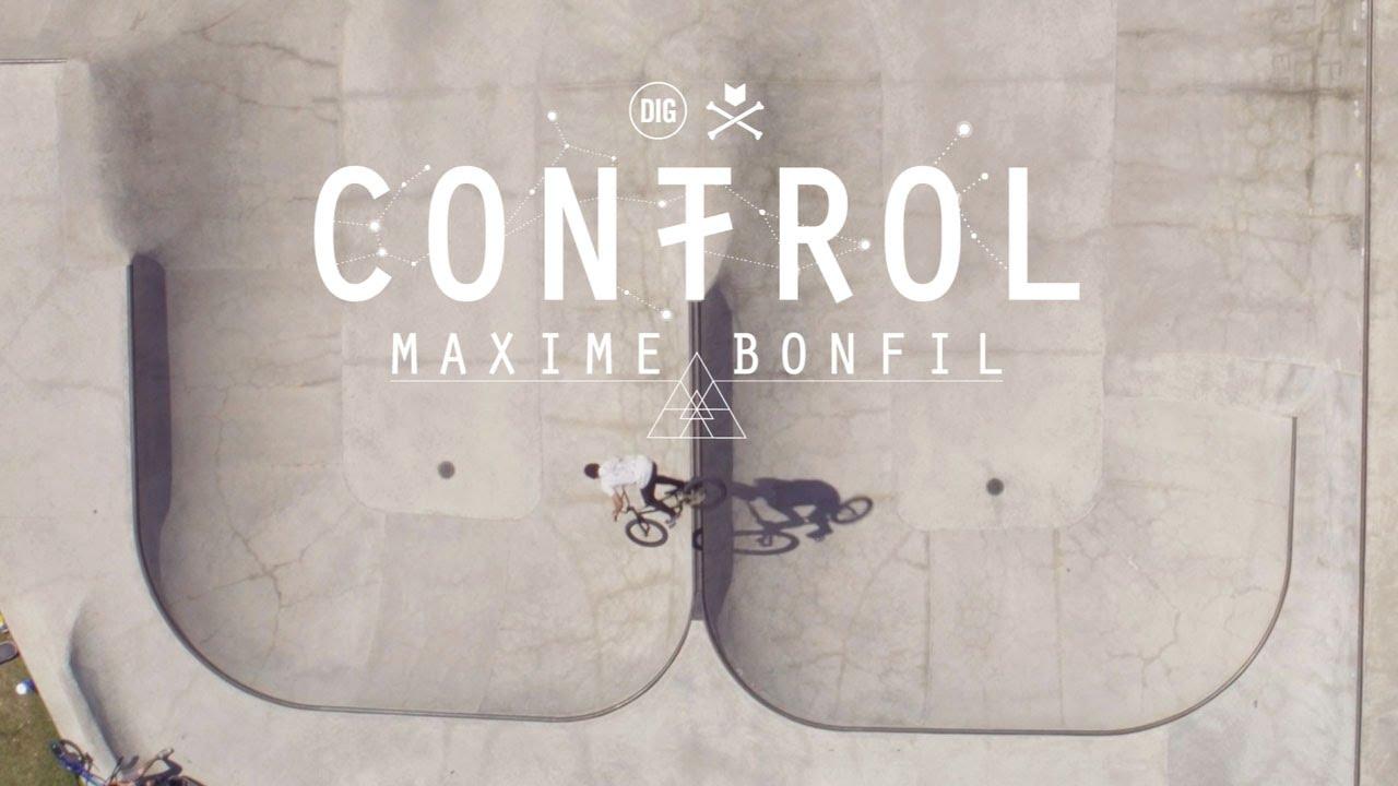 Control – Maxime Bonfil  – By Joe Simon