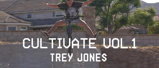 CULTCREW/ CULTIVATE VOL.1/ TREY JONES