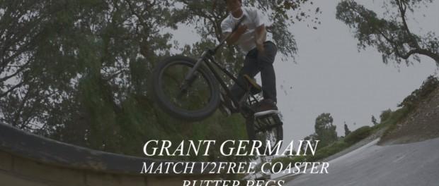 CULTCREW/ GRANT GEMAIN/ MATCH V2 COASTER PROMO