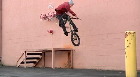 Dan Foley – Welcome To Madera BMX
