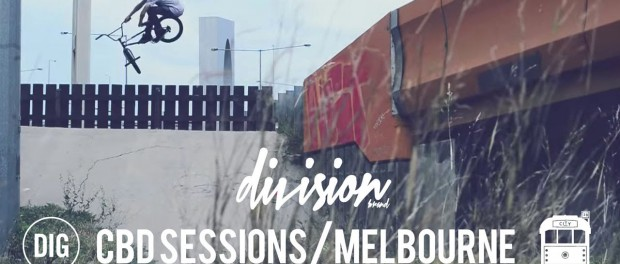 DIG X Division Brand – CBD Sessions – Melbourne
