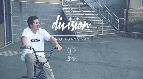Division Brand: Wolfgang Ray – 21 Days in Melbourne