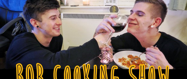 DRUNK COOKING WITH BOQ & MICK
