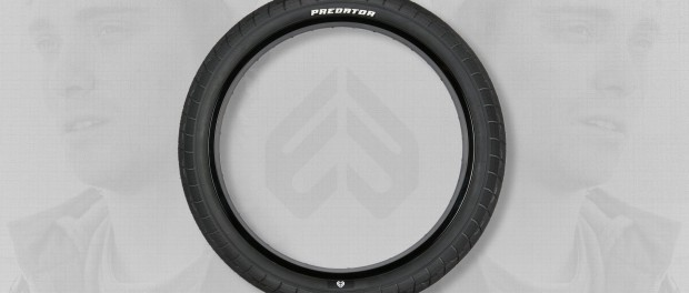 ECLAT BMX:  Bruno Hoffmann Predator Tire Promo