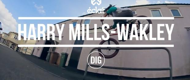 Eclat X DIG – Harry Mills-Wakley