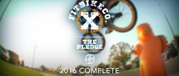 FIT Pledge feat. Ethan Corriere