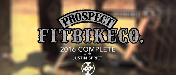 FIT Prospect feat. Justin Spriet