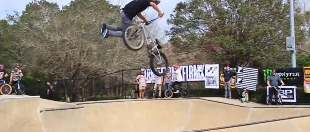 Florida BMX skatepark series stop #3 Oveido Skatepark