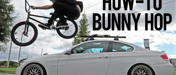 How to Bunny Hop BMX – The Easiest Way